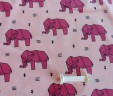 Tricot: Little Darling: Origami olifant roze